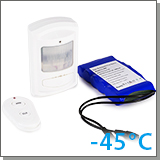 Охранный датчик движения с GSMмодулем