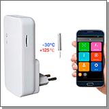 GSM датчики температуры