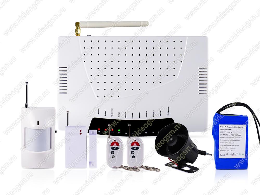 противопожарная сигнализация, GSM сигнализация Страж отзывы, GSM сигнализация Страж купить