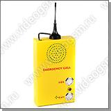 Беспроводная GSM кнопка подачи тревоги