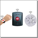 Охранно-пожарная тревожная кнопка