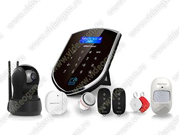 Беспроводная GSM Wi-Fi видеосигнализация «Страж Видео-Триумф»