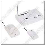 Беспроводная GSM сигнализация Страж Стандарт