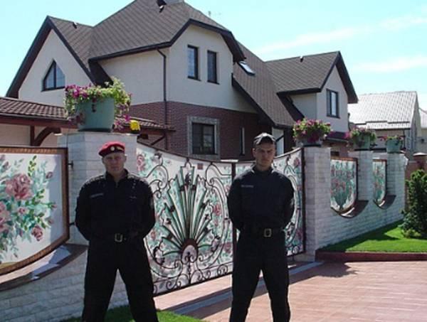Охрана дома своими руками